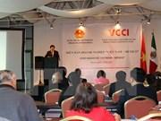 越南与墨西哥促进双边投资合作