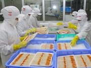 越南加大对新加坡的农水产品和食品出口力度