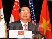 越南工商部长武辉煌:越南加入TPP  机遇与挑战并存