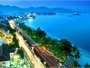 2015年前9个月岘港市接待乘坐飞机来访游客量猛增