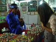 2015年河内传统手工艺品文化旅游节昨晚开幕