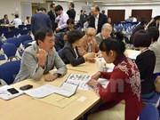 日本企业高度评价越南的招商引资政策
