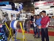 越南辅助工业系列国际展览会今日开展