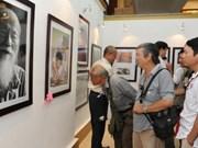 艺术摄影图片展生动展示河内市民的生活