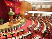越共十一届十二中全会第四天新闻公报