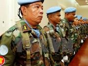 东盟维和力量高级官员在柬埔寨会晤分享相关经验