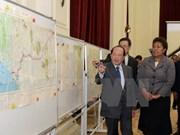柬埔寨将公开与越南勘界的地图