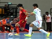 2015年东南亚五人制足球锦标赛:越南队2比1小胜缅甸队