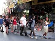 越南接待外国游客量达近570万人次