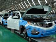 9月份越南汽车销售量环比增长17%