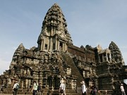 赴柬埔寨旅游的国际游客量猛增