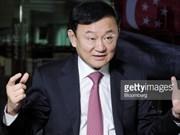泰国刑事法庭对前总理他信发逮捕令
