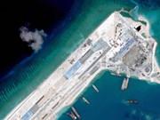 美国计划派船舰到东海的中国人工岛焦附近海域巡逻