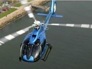 印尼载有5人直升机坠毁:找到一人生还