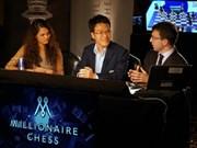 黎光廉获得百万美元国际象棋公开赛亚军