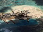 越南外交部发言人:中国在归属越南的长沙群岛上修建灯塔严重侵犯越南主权