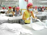 越南若干主要出口商品出口额或将下降