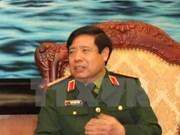 冯光青大将率团出席中国-东盟国防部长非正式会晤暨香山论坛