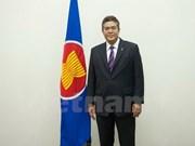 新任东盟主管社会文化共同体事务副秘书长宣誓就职