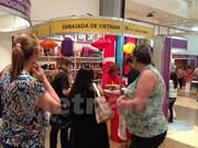 越南参加第5次南方共同市场手工艺品展览会