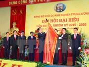 越南政府总理阮晋勇出席越共中央直属企业第二次代表大会