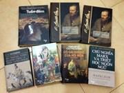 第四次俄罗斯文学翻译书籍首发仪式在河内举行