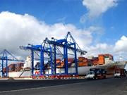 越南全国港口货物吞吐量逐年增加