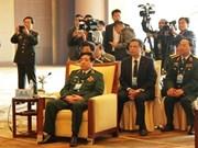 越南国防部长冯光青:制定合作机制让承诺落到实处
