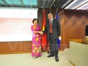 越南与意大利进一步促进经济合作关系