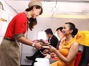 越捷开通至韩国和台湾航线:为越南与韩台企业交流与合作带来机会