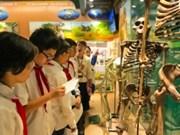 越南自然博物馆的魅力