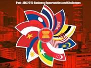 东盟促进制定2015年后互联互通总体规划