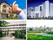 亚洲和欧洲100多家企业代表赴越南了解投资商机