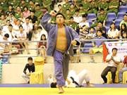 2015年越南国际柔道锦标赛:越南队居首位