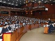 柬埔寨国会在3个月休会后召开第五次全体会议