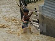 """超强台风""""巨爵""""侵袭菲律宾致使22人死亡农业严重受损"""