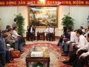 俄罗斯天然气工业股份公司愿加强与越南同奈省的合作