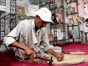 让世界感受印度手工艺品之美