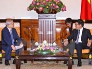 进一步推进日本关西地区各省市与越南之间的交流与合作