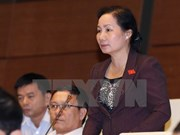 越南第十三届国会第十次会议发表第二号公报