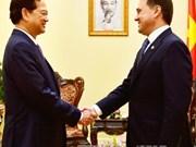 政府总理阮晋勇会见俄罗斯莫斯科州州长沃罗比约夫
