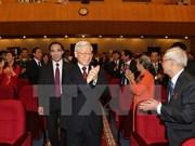 阮富仲总书记出席越共宣光省第十六次代表大会