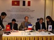 法国考虑为芹苴市提供优惠贷款协助该市有效应对气候变化