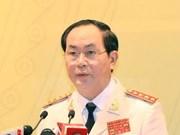 越南公安部长陈大光大将出席东盟中国执法安全合作部长级对话