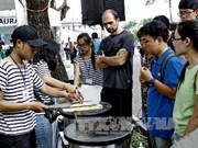 第6次法国美食节在胡志明市举行