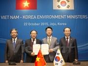 越南与韩国加强生物多样性保护和自然资源利用领域的合作