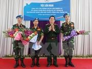 越南与菲律宾加强维和领域合作