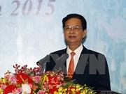 阮晋勇总理:外交部需坚持贯彻落实党的外交路线