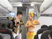 泰越捷航空公司开通泰国曼谷至印度菩提伽耶的直达航线