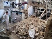 南亚地区大地震:越南高度关注在南亚国家越南公民安危